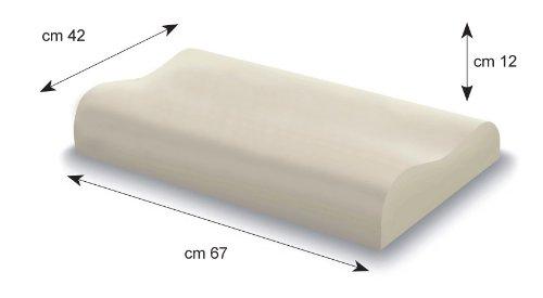 Coppia Cuscini Memory.Cuscini Ergonomici In Memory Foam Online