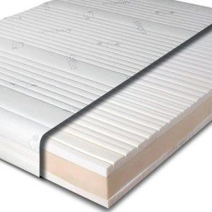 Materasso Top Air Silver.Materasso Memory Matrimoniale Traspirante 160x190