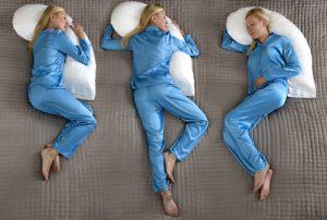 migliore posizione per dormire
