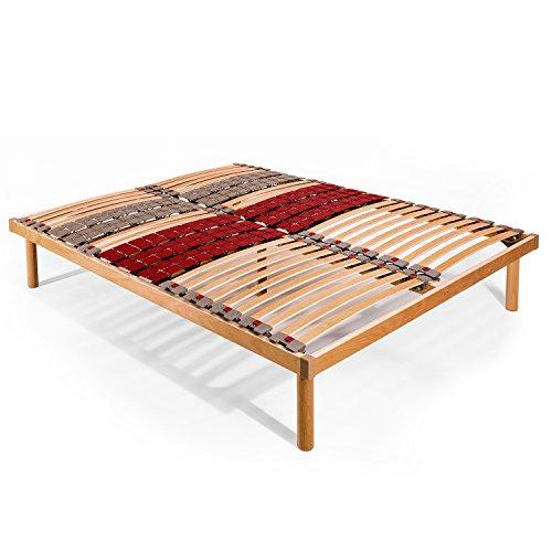 Rete letto ammortizzata matrimoniale dispositivo medico - Rete letto legno ...