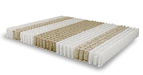 Materasso Singolo A Molle Insacchettate.Materasso Singolo A Molle Insacchettate E Memory 80x190 Rivestimento 3d Air