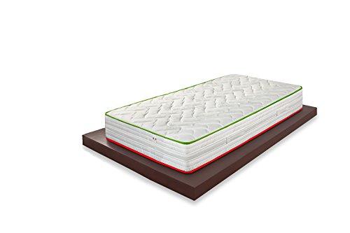 Offerta Materasso Singolo 80x190.Materasso Singolo A Molle Insacchettate E Memory 80x190 Rivestimento 3d Air