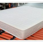Materasso singolo economico in waterfoam 80x190 alto 20 cm ortopedico