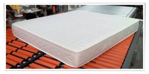 Materasso singolo economico in waterfoam misura 80x190 alto 20 cm