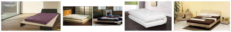 esempi di futon giapponese
